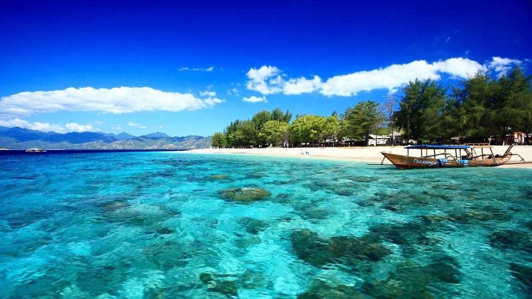 Increíble Playa de Kuta