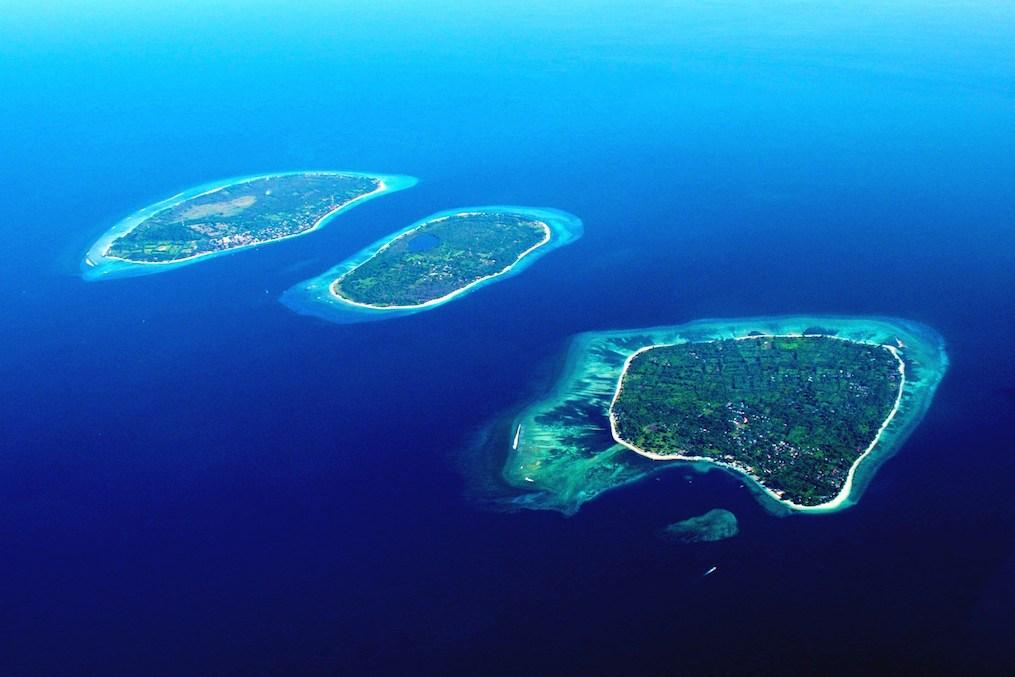 Las islas Gili