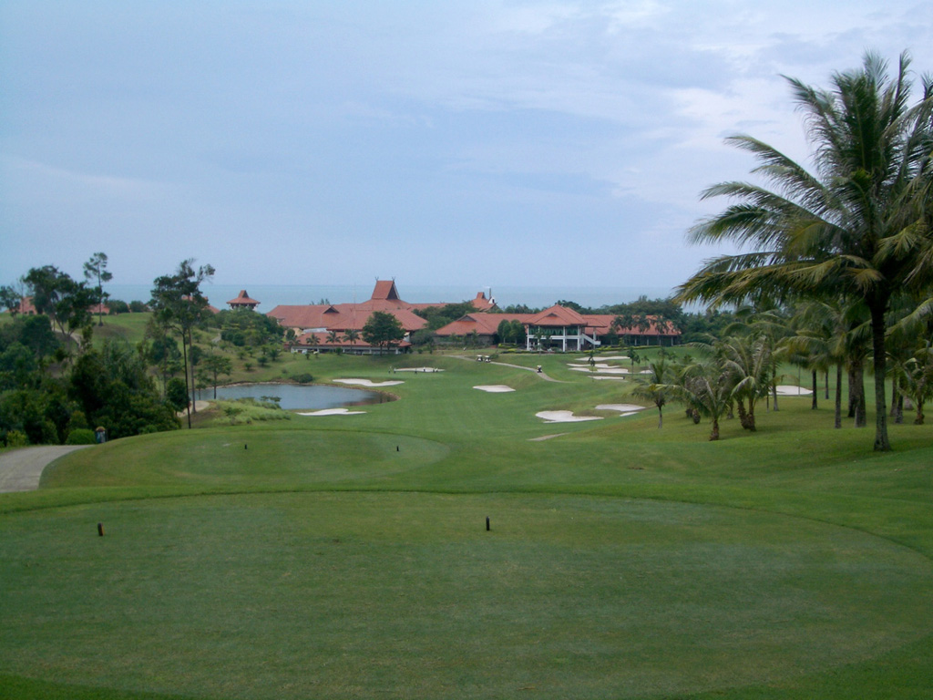 Jack Nicklaus Seaview Golf Course