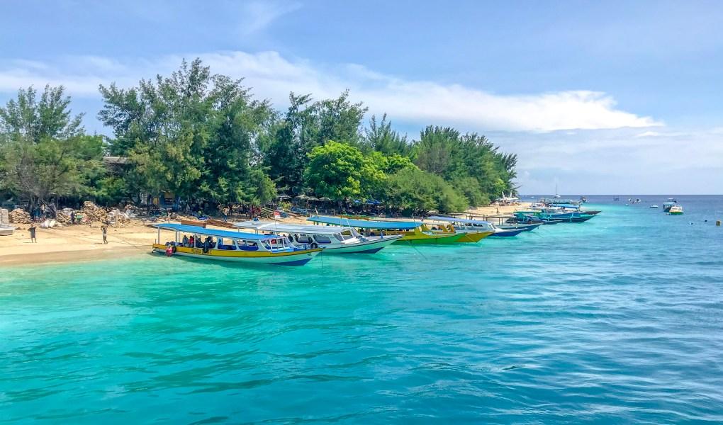 Actividades en Islas Gili
