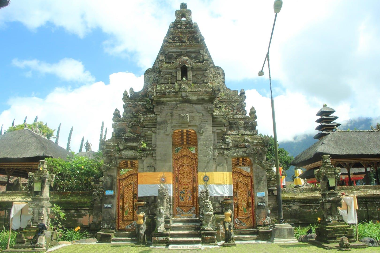 Visita al Templo Pura Ulun Danu en el Lago Bratan, Bali