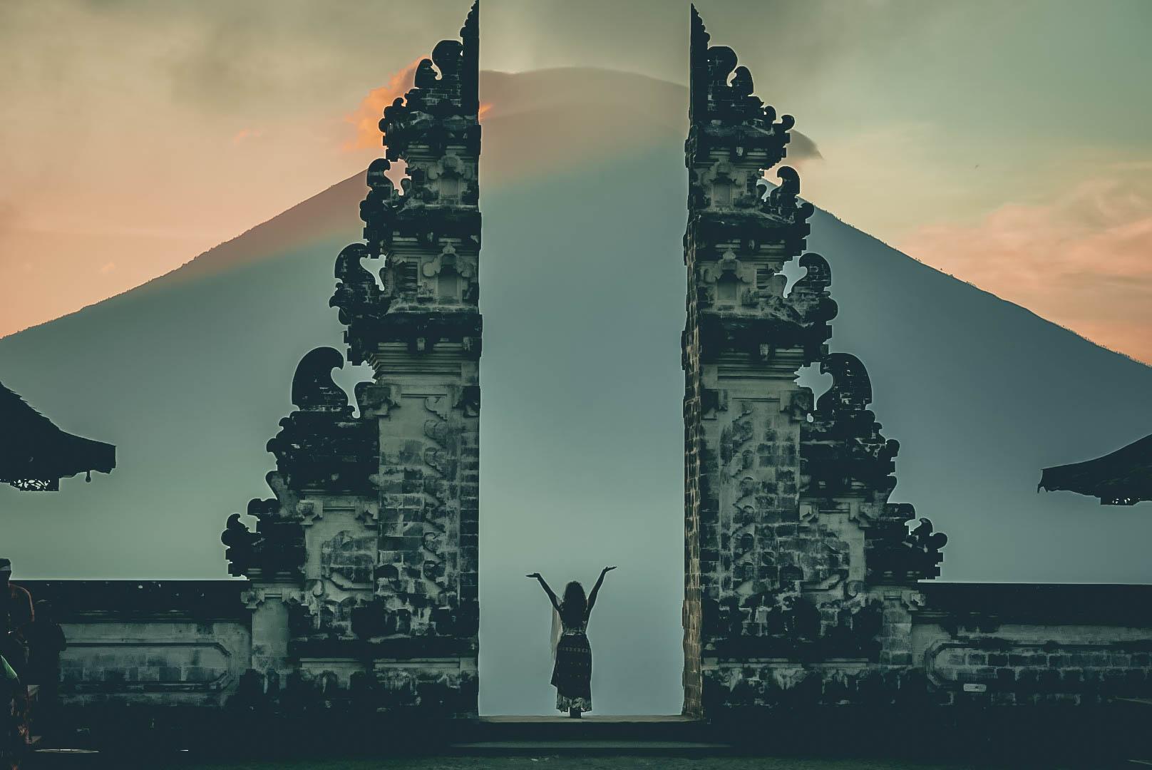 1 mes / 30 días Viaje en Indonesia Itinerario