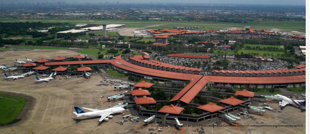 aeropuerto Soekarno-Hatta de Yakarta