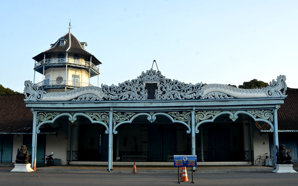 Palacio Keraton Kasunanan Surakarta