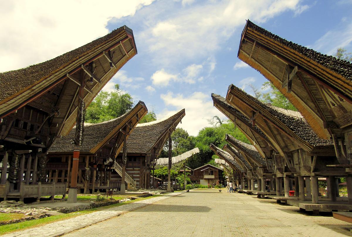 Tana Toraja (Rantepao) Indonesia