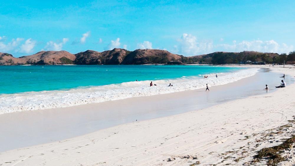 Kuta, Guía de Viajes de Lombok - Qué hacer, dónde alojarse