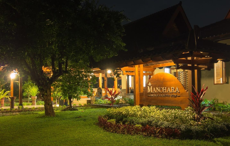 Alojamieto en Manohara Resort