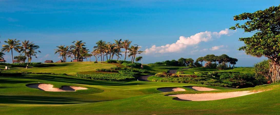 Bali es el Nirwana Bali Golf Club