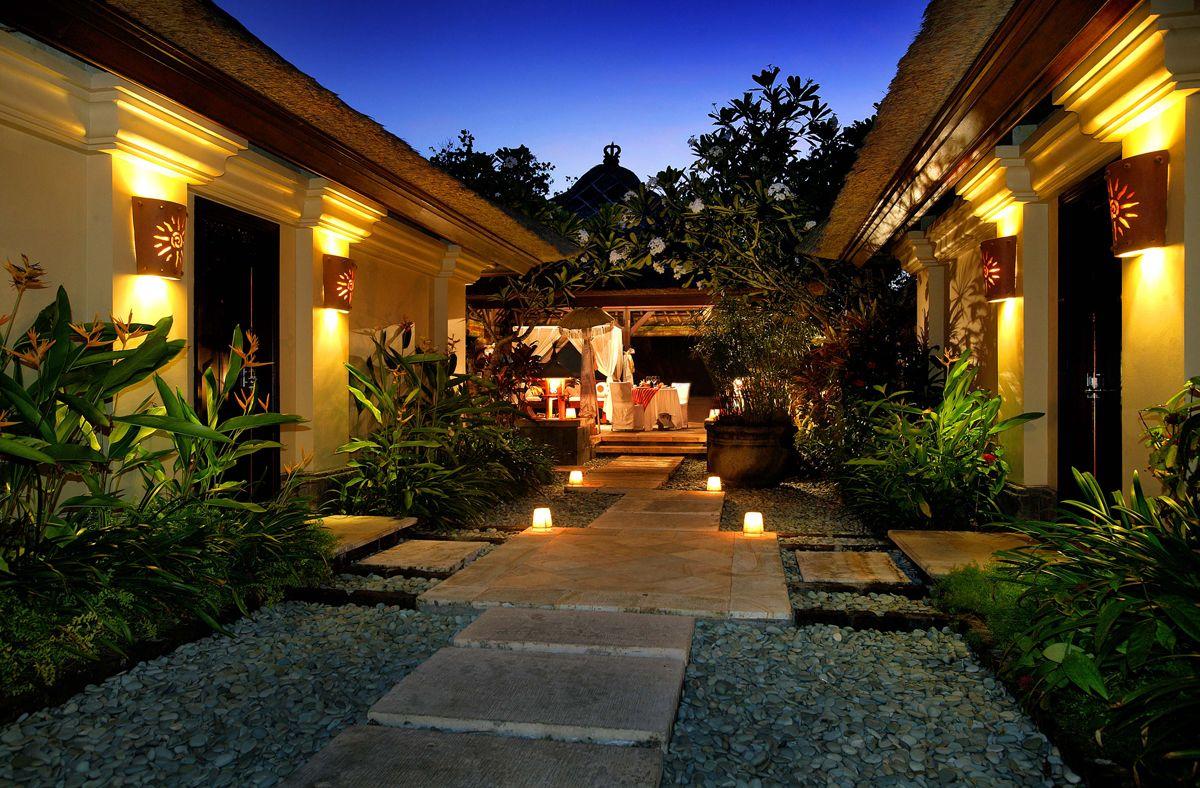 Tanah Lot es el Pan Pacific Nirwana Bali Resort