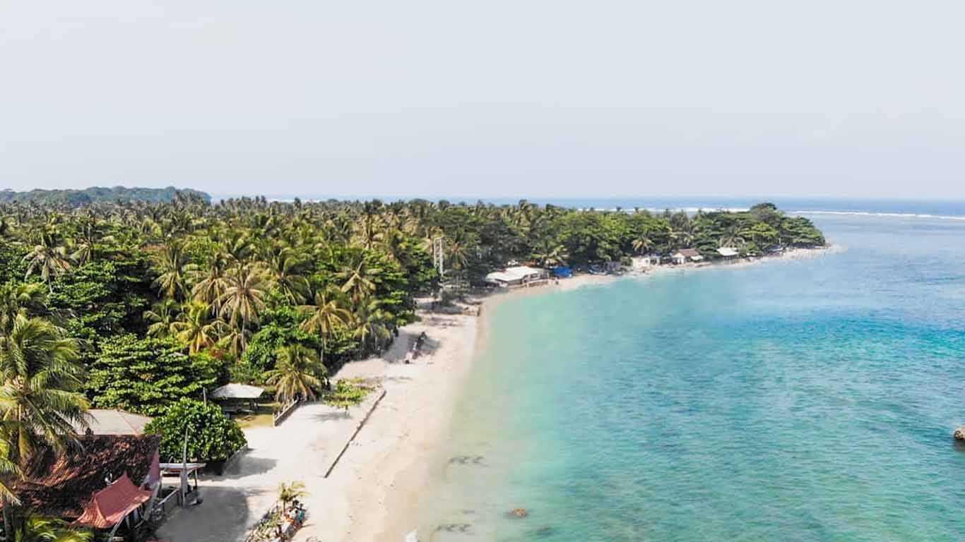 Playa Ujung Genteng Beach