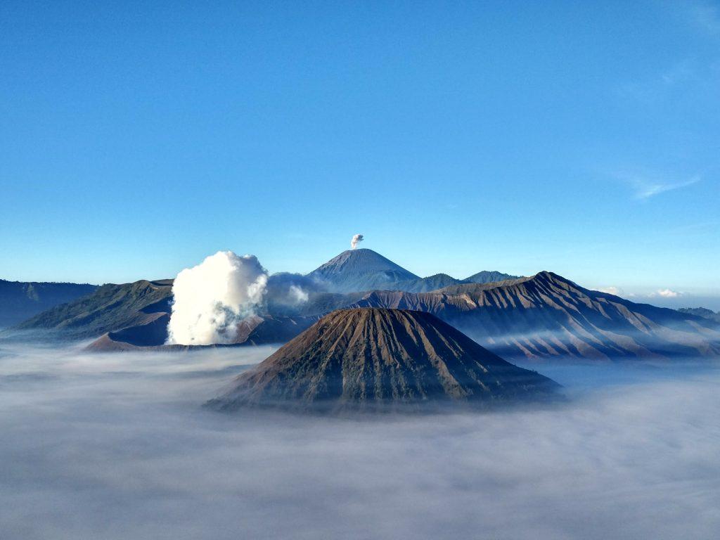 Subir el Monte Penanjakan