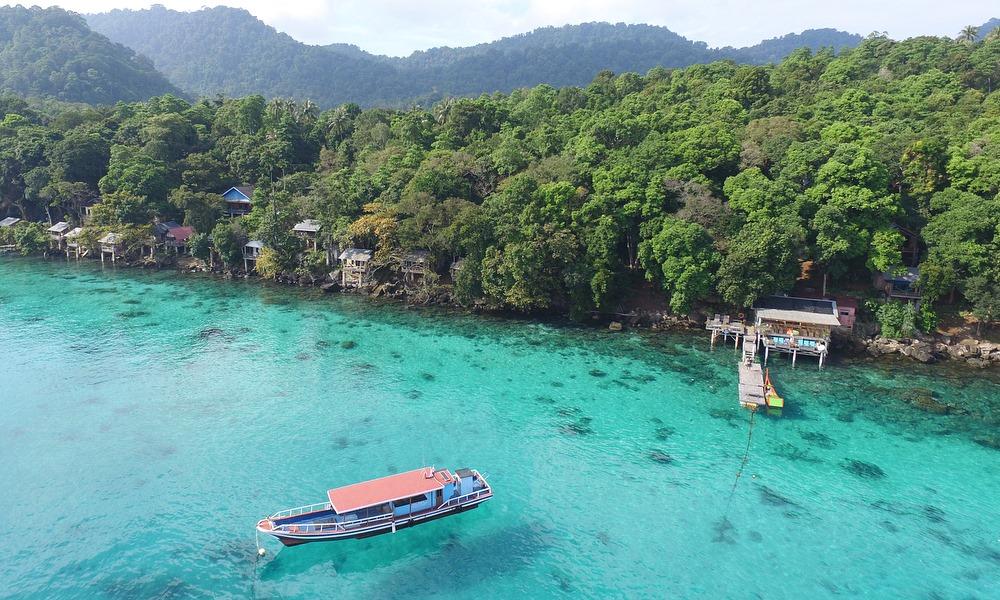 Gapang beach o Iboih beach