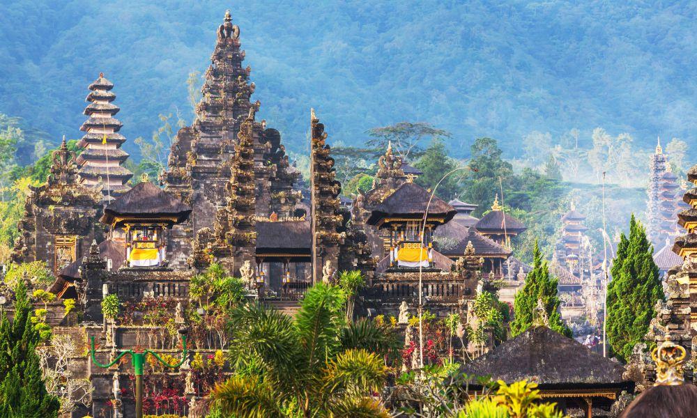 Visita el Templo Tirta Gangga y Besakih