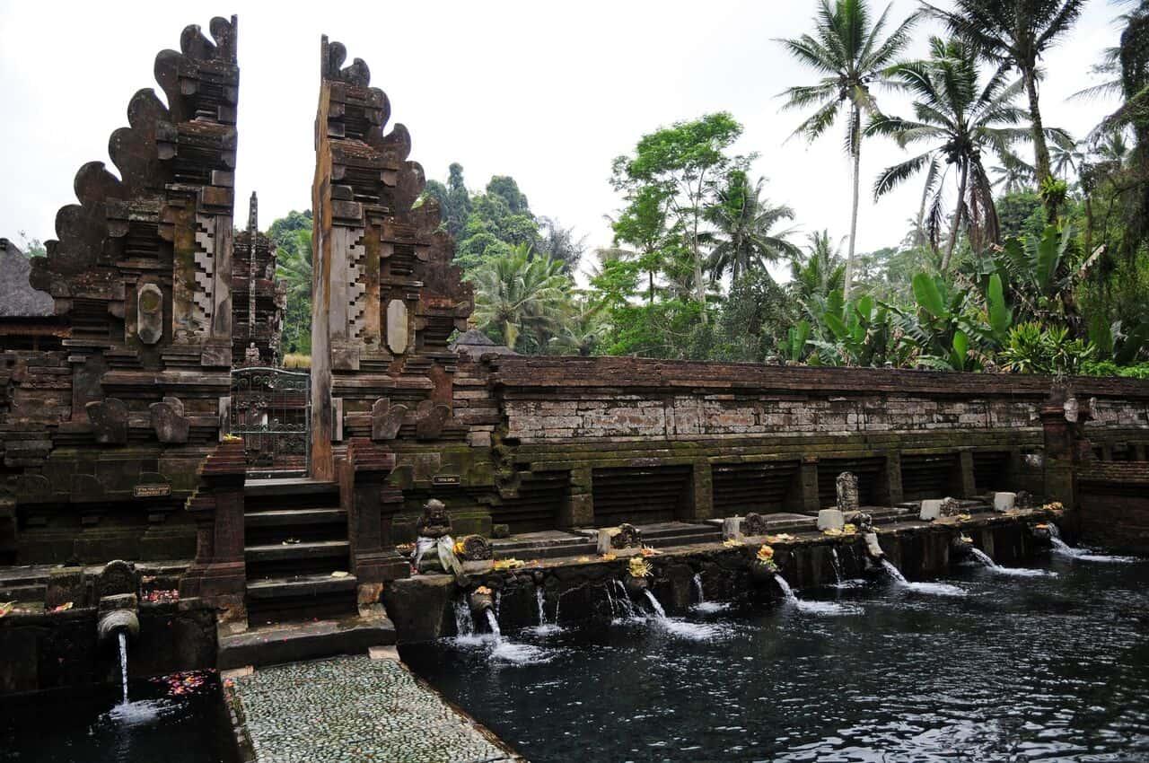 Templo Pura Tirta Empul