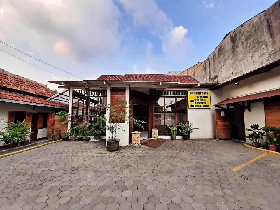 Restaurant Rumah Mode en Jalan Setiabudi