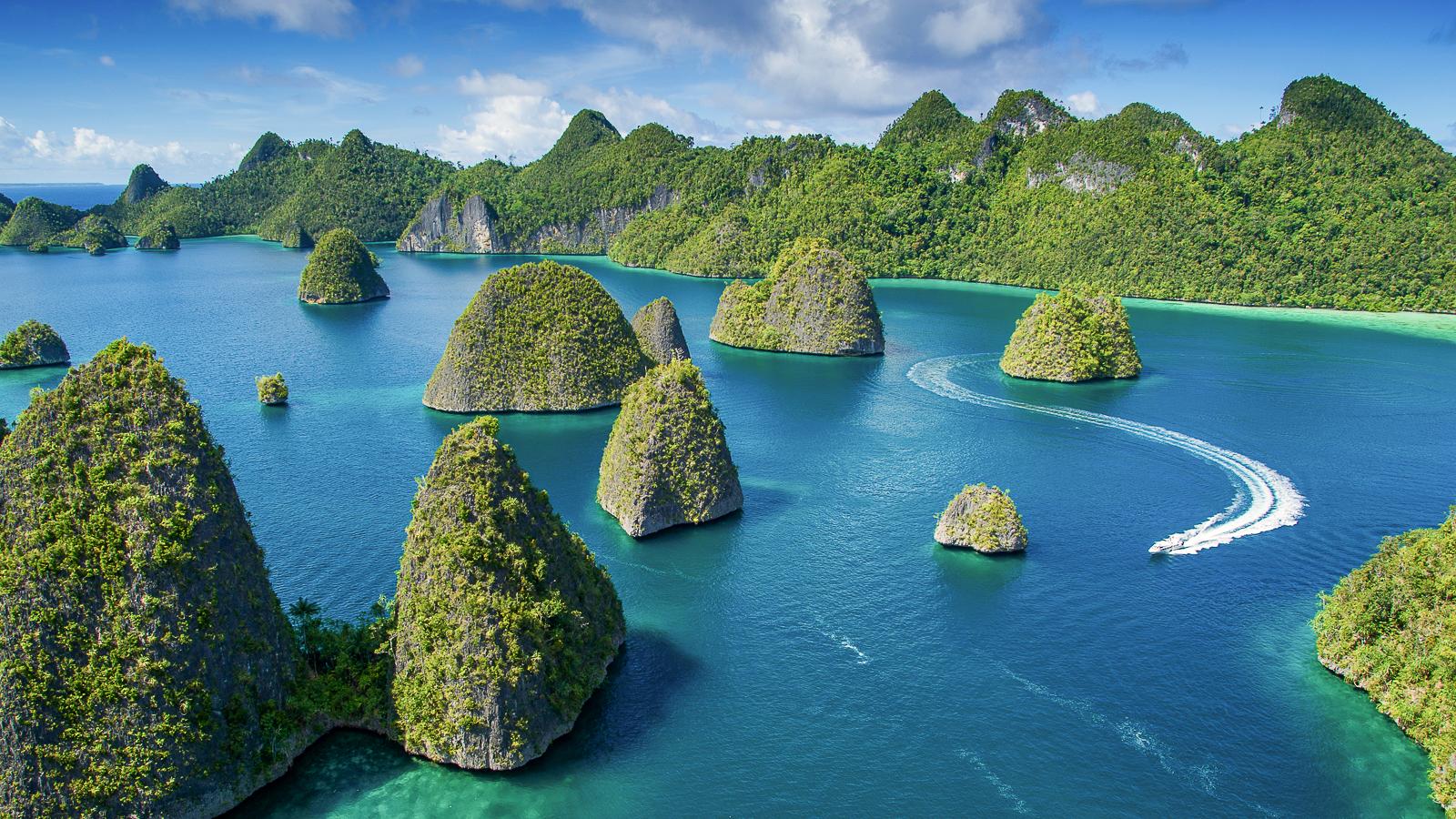Isla de Raja Ampat