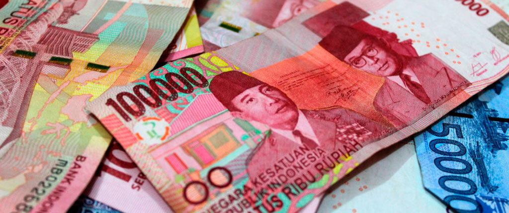 Imagen de la Moneda de Indonesia