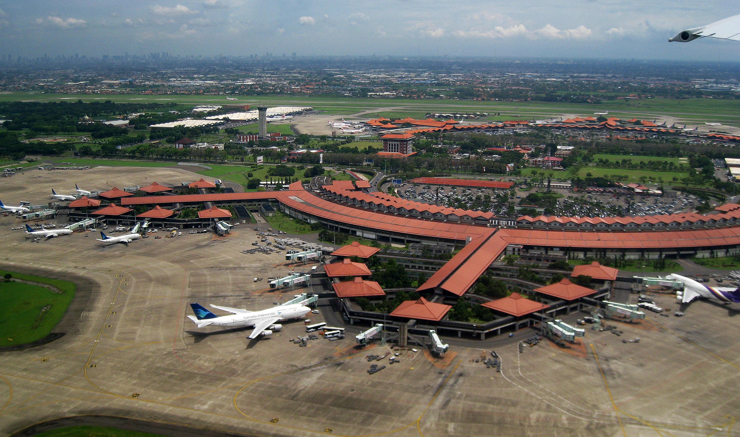 Aeropuerto Internacional de indonesia