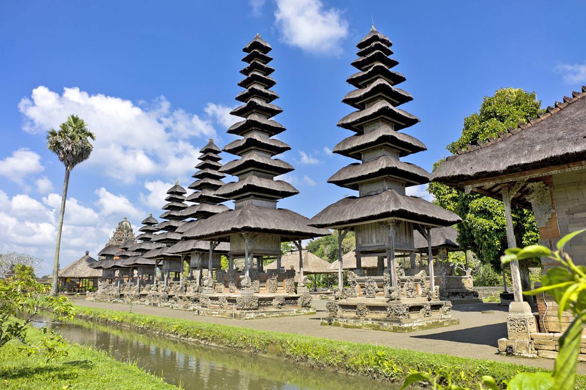 Templo Pura Taman Ayun Mengwi, Bali