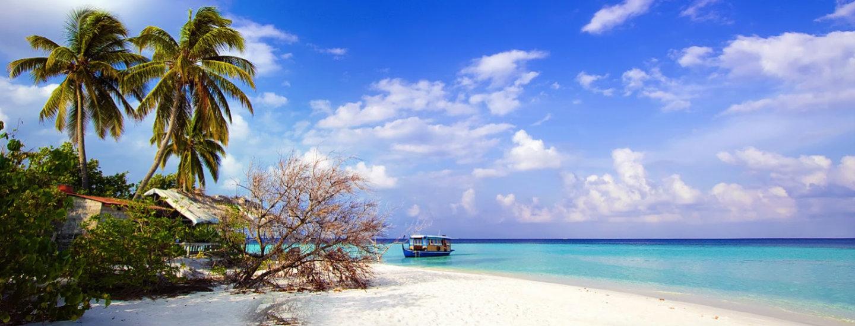 Pulau Macan at Thousand Islands, Java