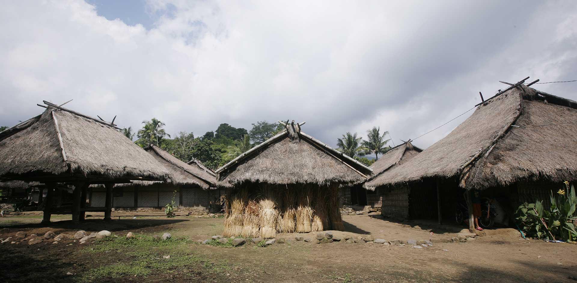 pueblo de Senaru