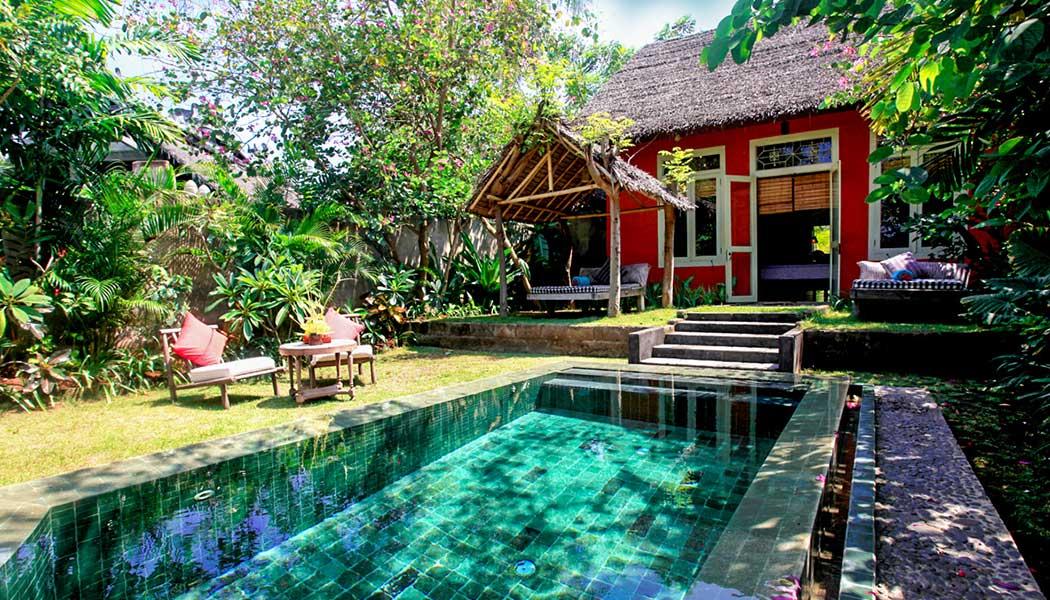 Alojamiento en Hotel Tugu lombok