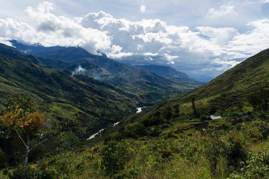 Imagen del Valle de Baliem