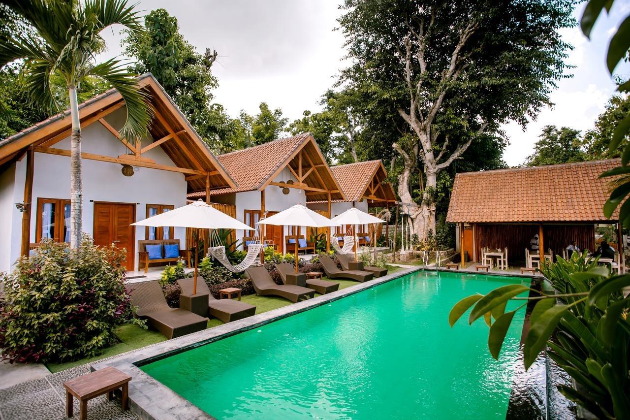 Alojamientos en Nusa Penida, Indonesia