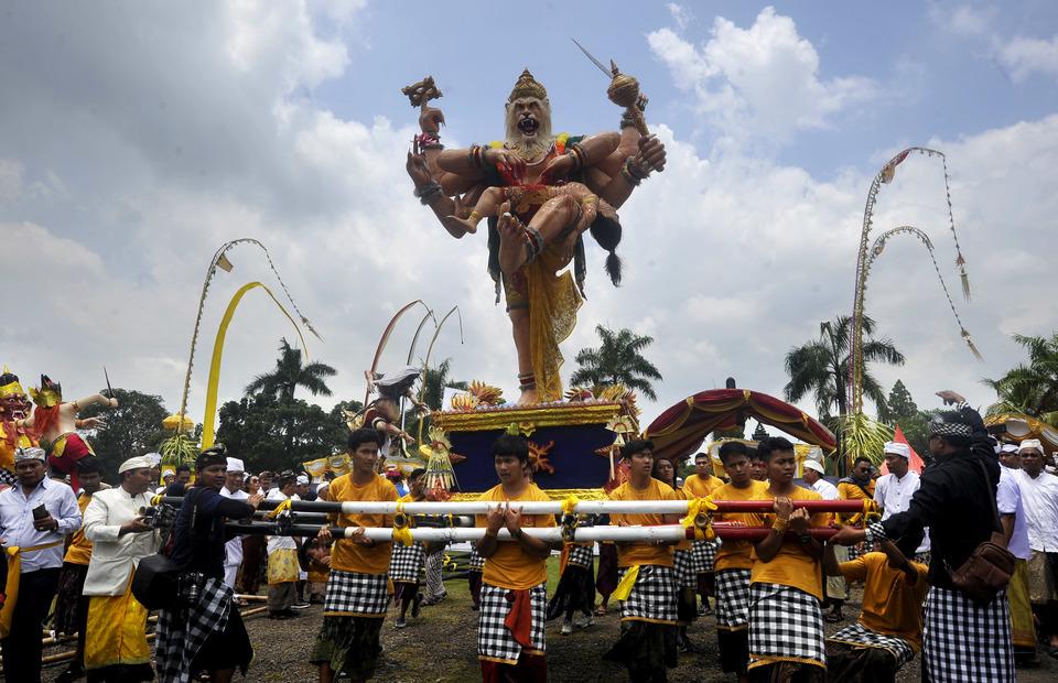 Festivales de Bali: Nyepi, Artes, Espíritu y Más