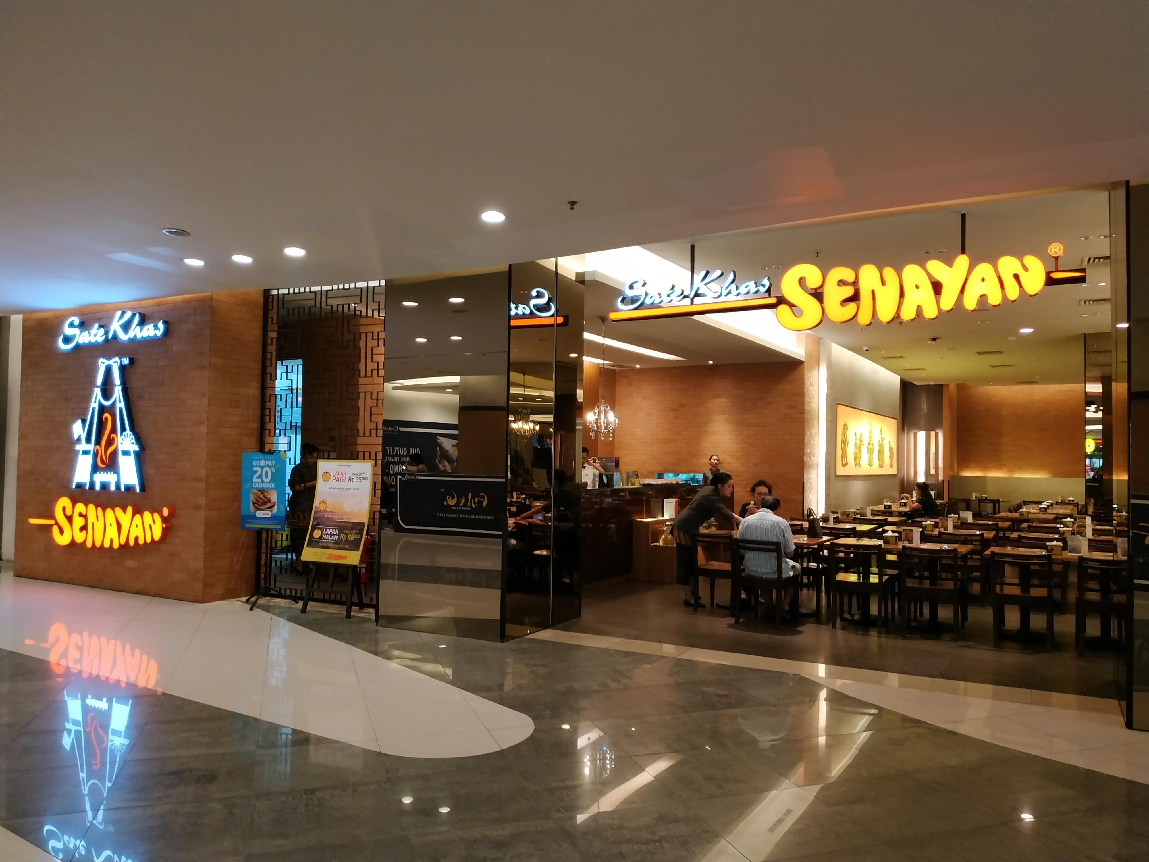 Restaurante Sate Khas Senayan