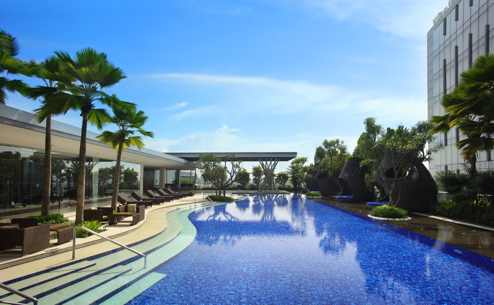 Alojamiento en Hilton Bandung