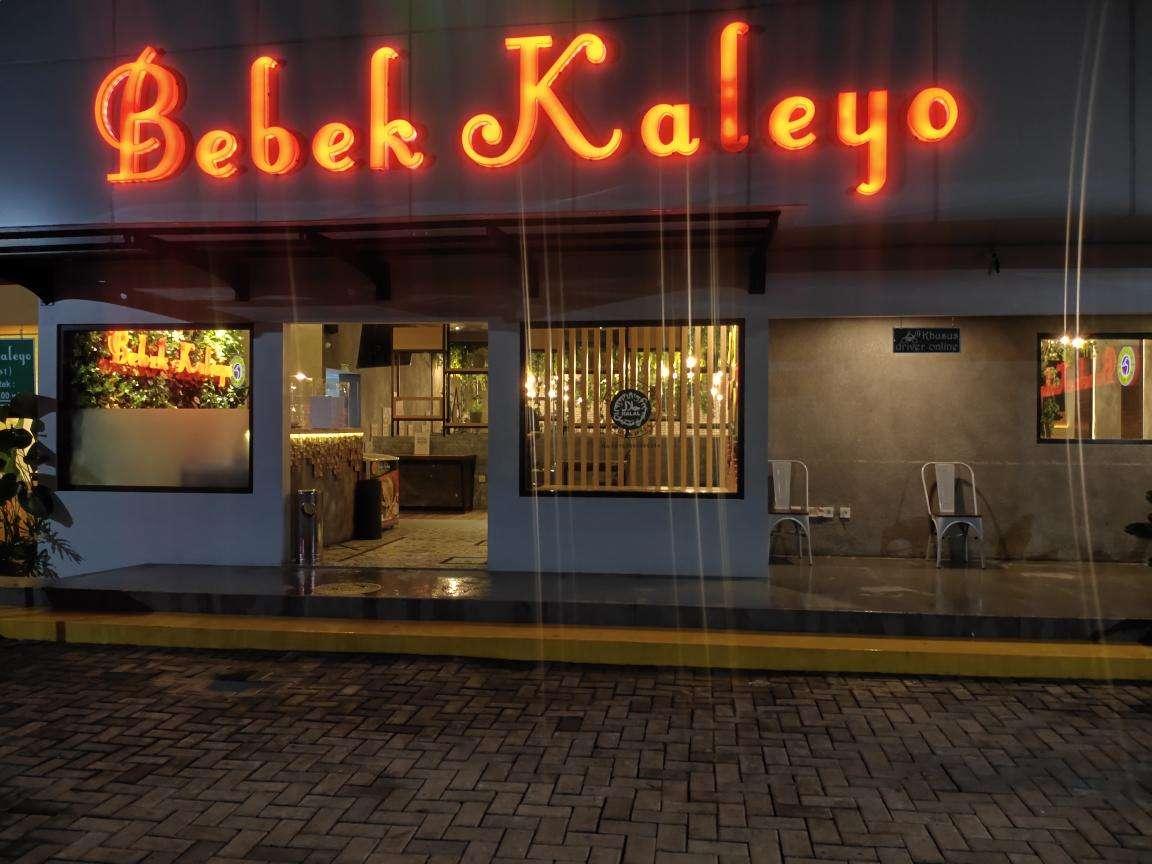 Restauran Bebek Kaleyo