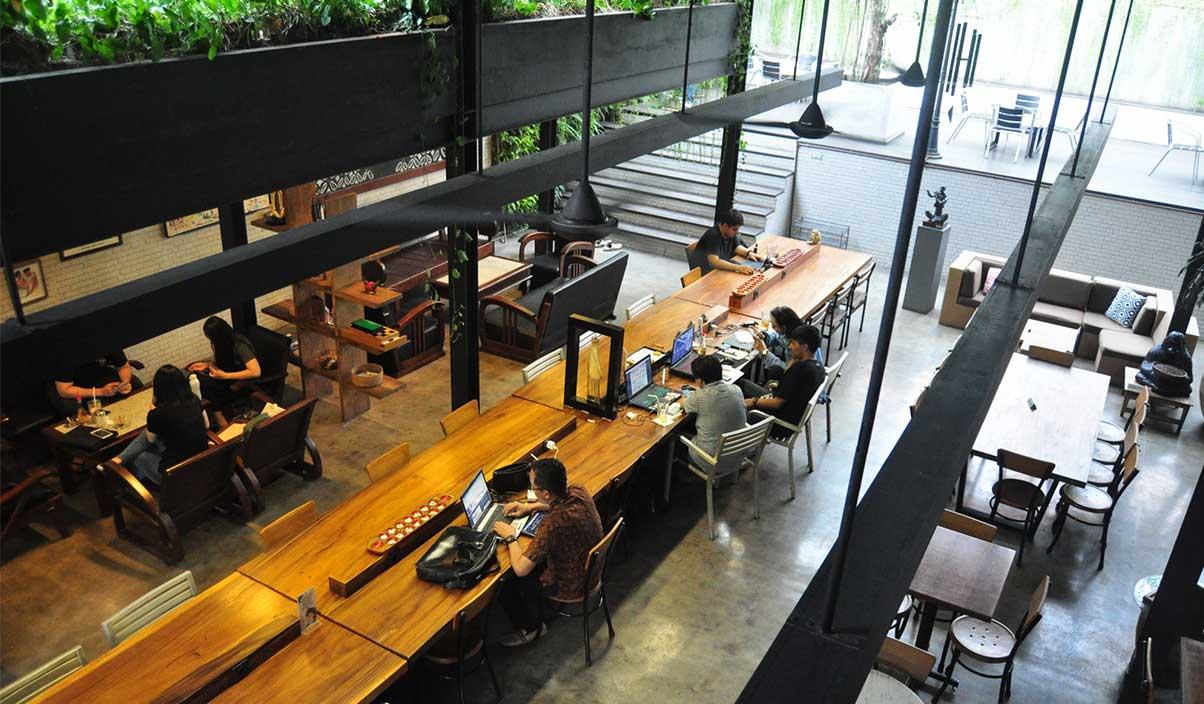 cafeteria Bakoel Koffie