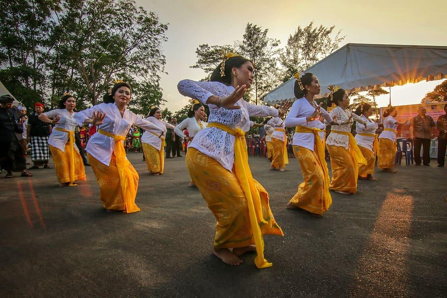 Festival de Artes de Bali, Indonesia