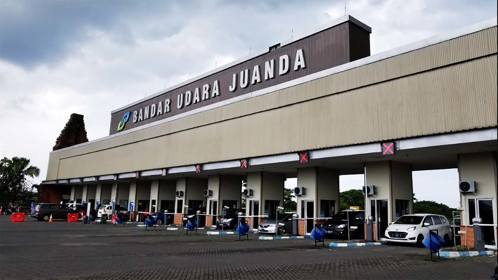 aeropuerto de Surabaya - Juanda,