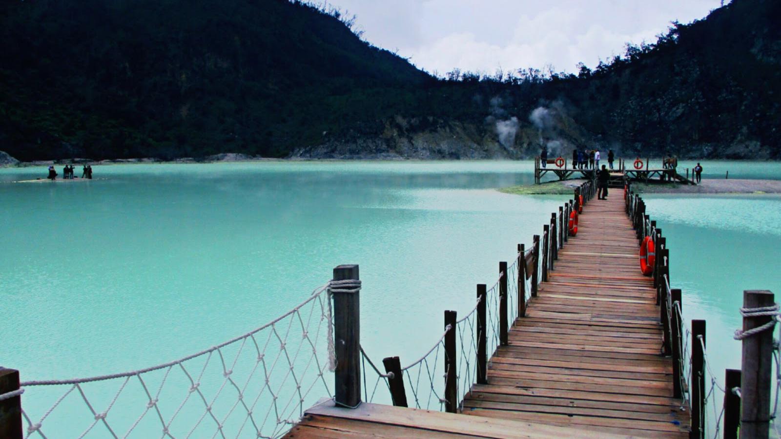 Lago Kawah Putih
