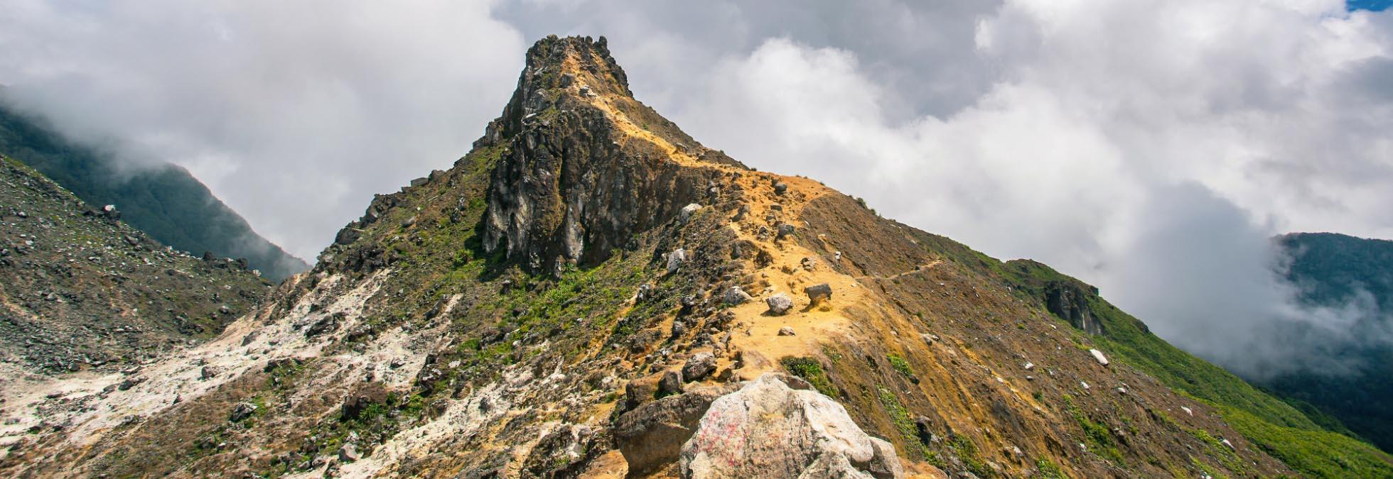 Monte Berastagi