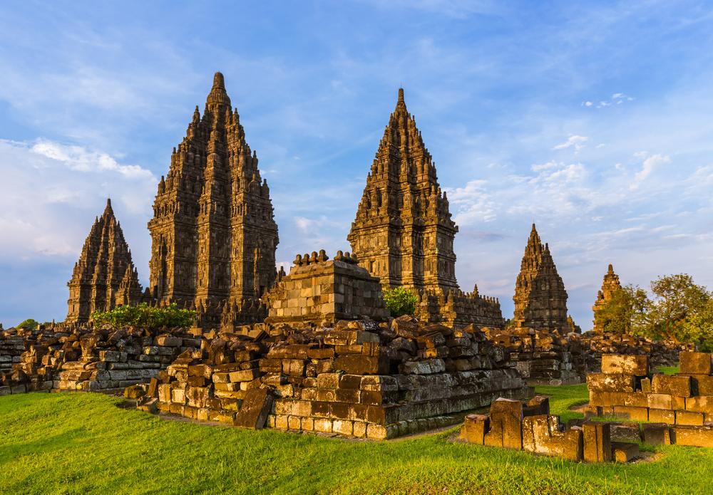 Templo Candi Prambanan