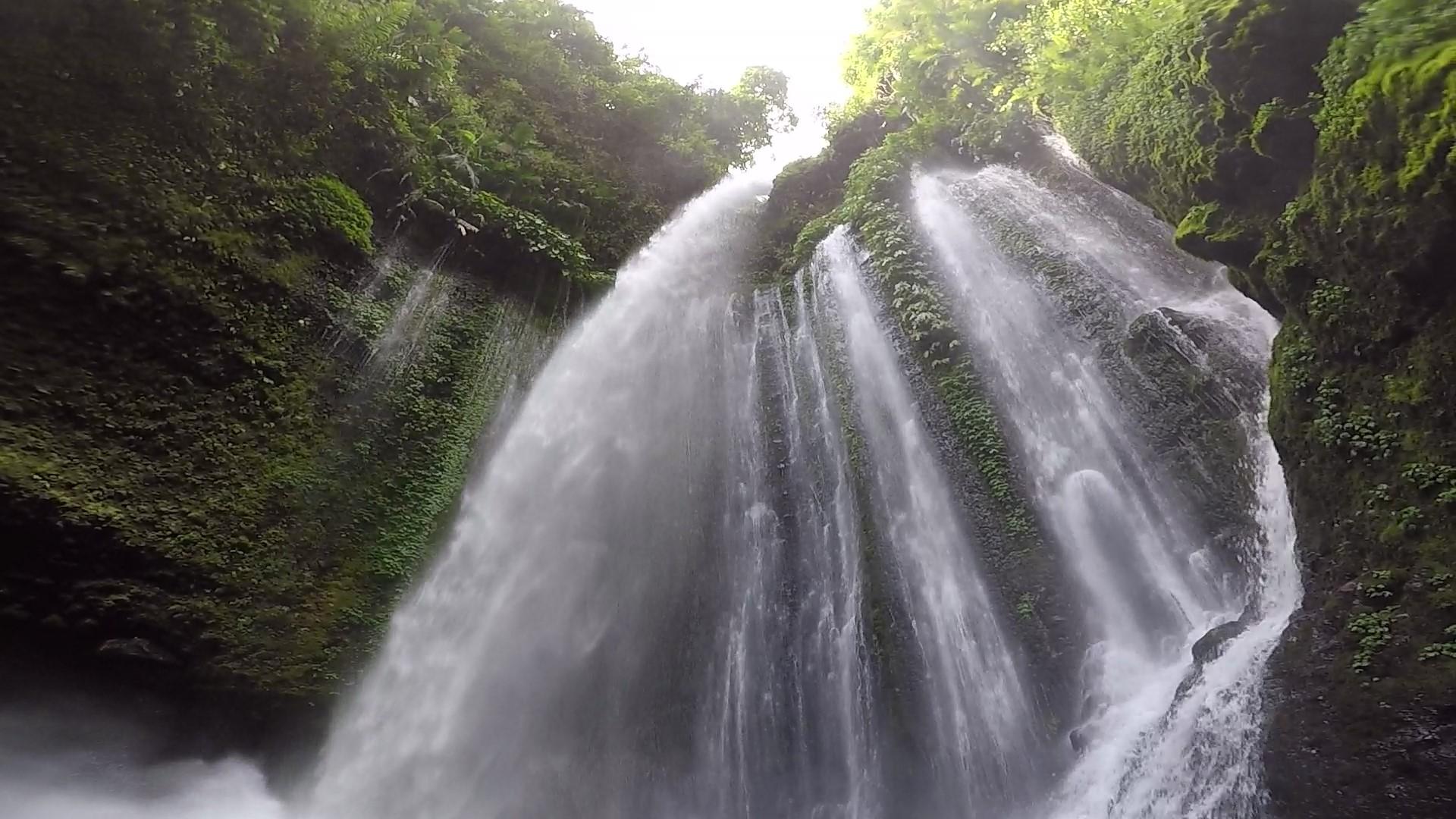 Cascadas de Sendang Gile