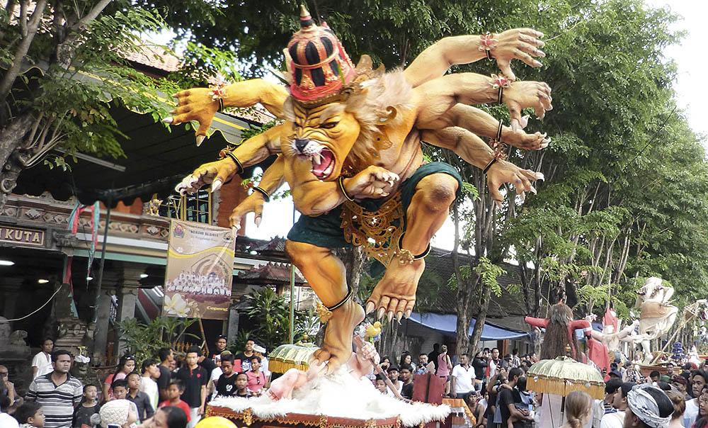 Festival del Espíritu de Bali