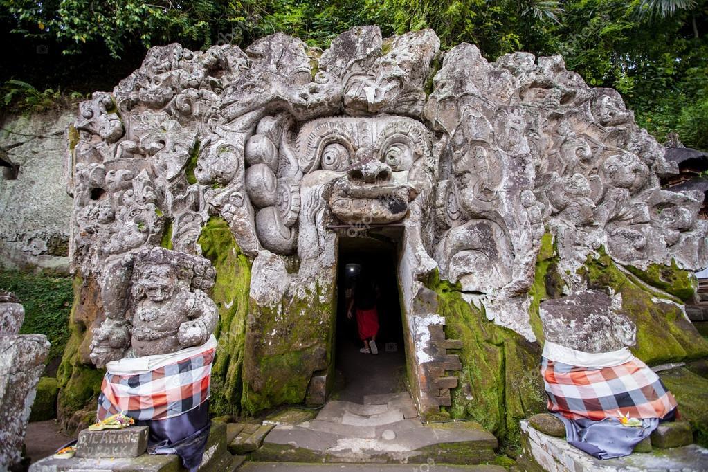 Templo de Goa Gajah
