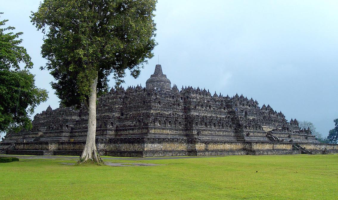 Templo Candi Borobudur