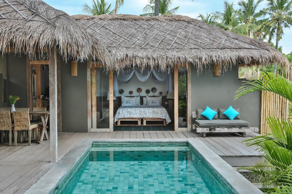 Hotel Manusia Dunia Green Lodge