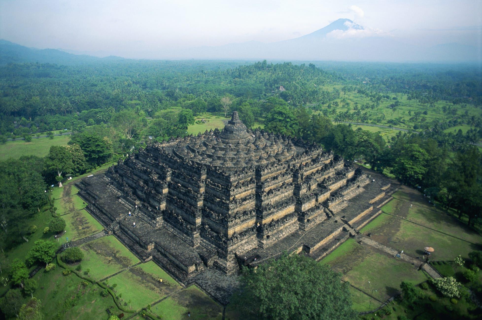 Templo Borobudur-
