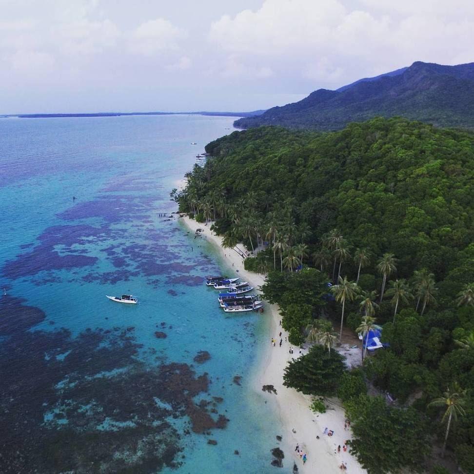 Tanjung Gelam Island, Karimunjawa, Java