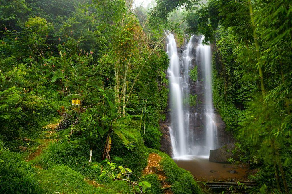 Cascadas de Munduk
