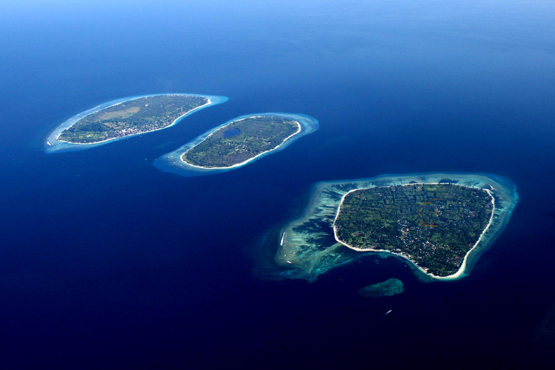Las 10 mejores cosas que hacer en las Islas Gili - Trawangan, Meno, Air
