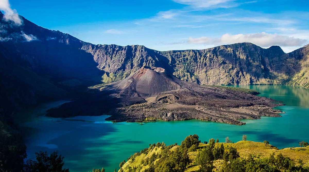 Guía para el trekking del Monte Rinjani, Lombok