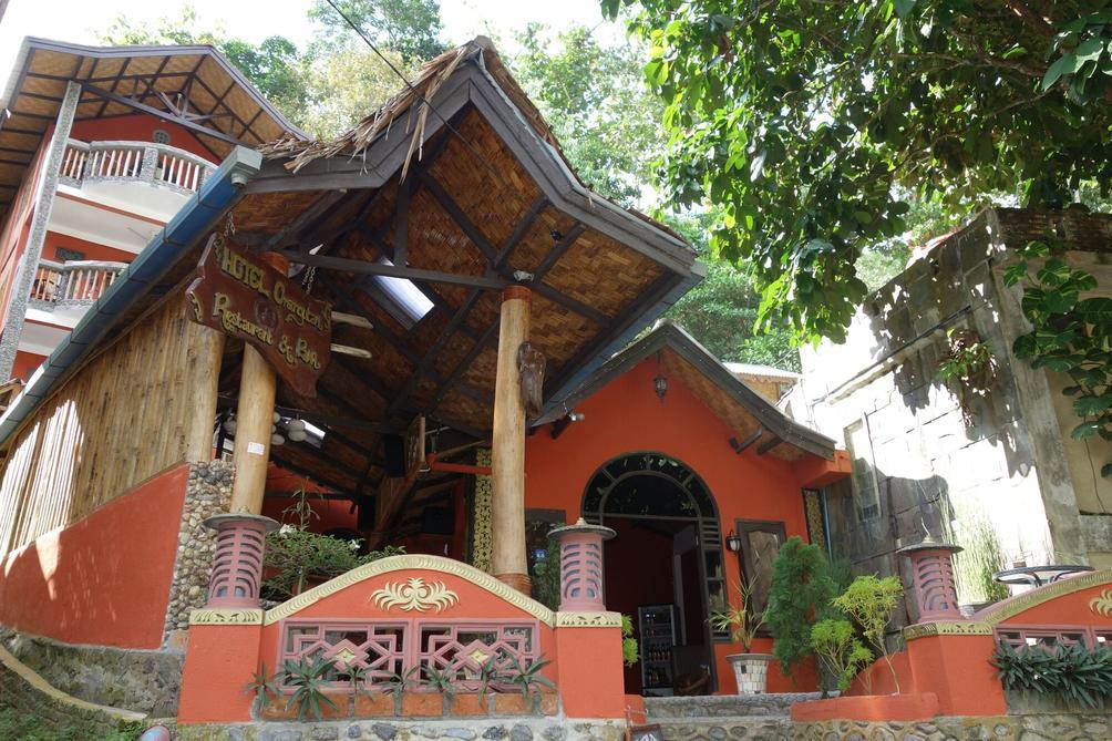 Alojamiento en Hotel Orangutan
