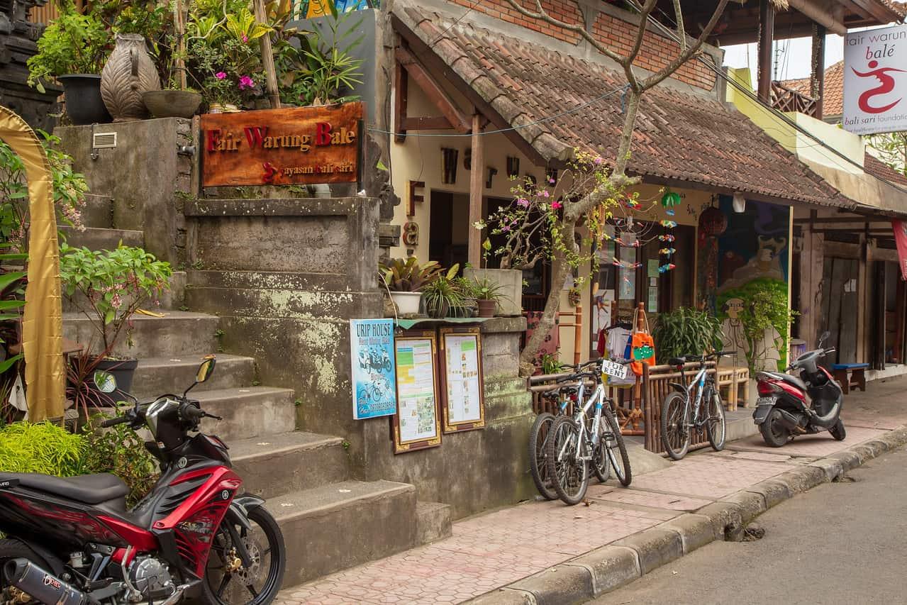 Restaurant Fair Warung Bale, Ubud